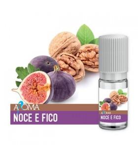 Aroma Liquido Naturale NOCE E FICO da 10 ml