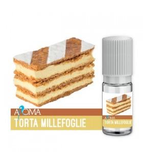 Aroma Liquido Naturale LOP TORTAMILLE FOGLIETIRAMISU' da 10 ml