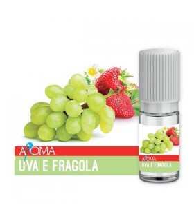 Aroma Liquido Naturale LOP UVA FRAGOLA da 10 ml