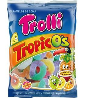 TROLLI TROPICO'S CON ZUCCHERO BUSTINA DA 100 GR.
