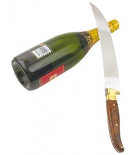 Sciabola da Champagne Laguiole con manico in Legno