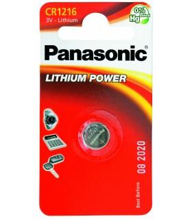 Pila a Bottone Panasonic CR1216 conf. 12 pz.
