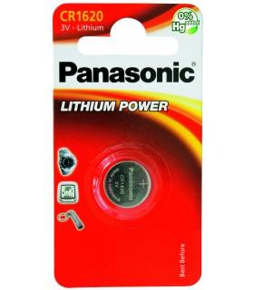Pila a Bottone Panasonic CR1620 conf. 12 pz.