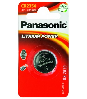 Pila a bottone Panasonic CR2354 conf. 12 pz.