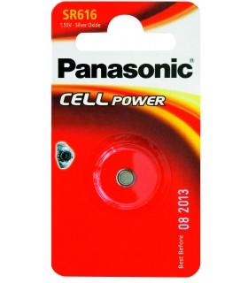 Pila a Bottone Panasonic SR616 conf. 12 pz.