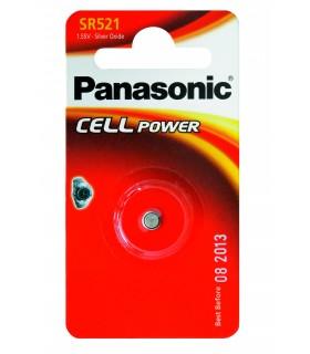 Pila a Bottone Panasonic SR521 conf. 12 pz.