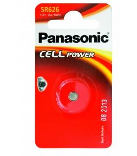 Pila a Bottone Panasonic SR626 conf. 12 pz.