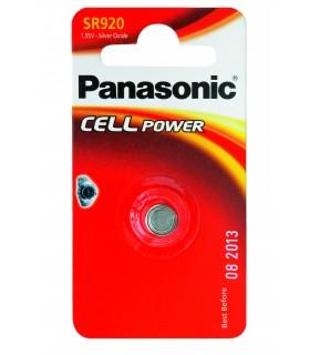Pila a Bottone Panasonic SR920 conf. 12 pz.