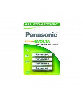 Ministilo Panasonic Ricaricabili 750 mAh Blister 2 pz.