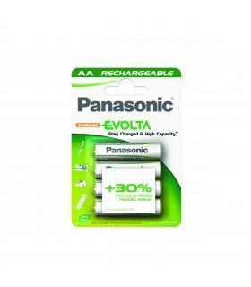 Stilo Panasonic Ricaricabili 2100 mAh Blister 4 pz.