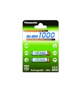 Ministilo Alta Capacità Panasonic 930 mHa blister 2 pz.
