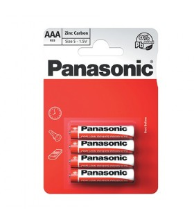 Ministilo ZInco Carbone Panasonic conf. 12 blister