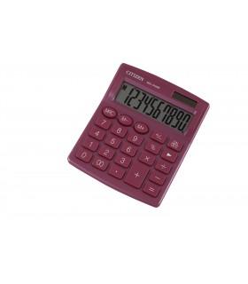 Calcolatrice Citizen da Scrivania SDC810 10 Cifre colore rosso