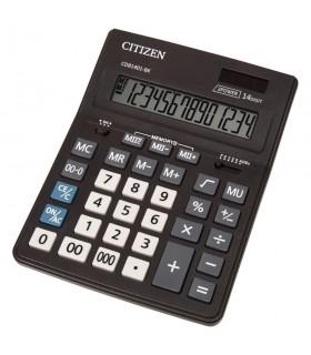 Calcolatrice Citizen da Scrivania 14 Cifre colore nero