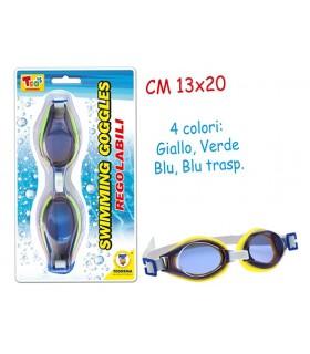 Occhialini Regolabili Disponibili in 4 colori