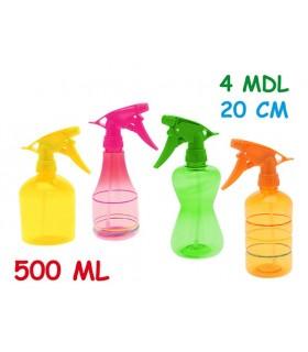 Spruzzino Mare in Plastica 500ml Disponibile in 4 colori