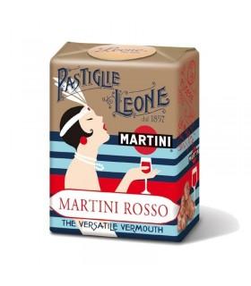 PASTIGLIE LEONE MARTINI ROSSO SCATOLETTA DA 30g CONF. 18 PZ.