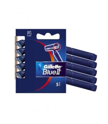 Gillette Blue II  5pz. usa e getta     conf. da 20 blister