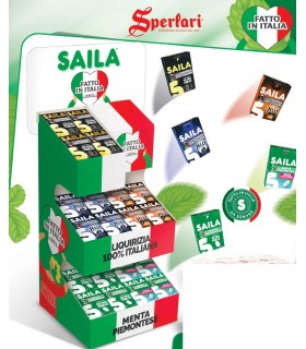 EXPO SAILA PPK 6 BOX TOTALE 96 PZ. ASSORTITI