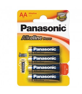 Panasonic Stilo Alkaline   conf. da 12 blister