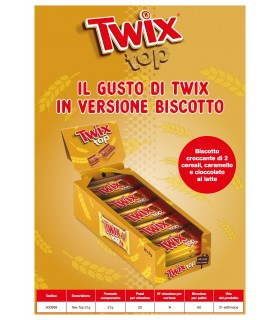 TWIX TOP GR.21 CONF. 21 PZ.