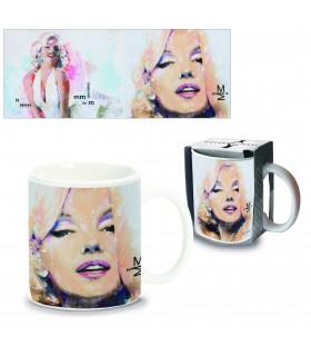 Tazza Mug in Ceramica Marilyn Confezionata in scatola