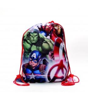 Zaino Piatto Avengers Poliestere