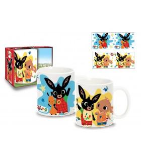 Tazza Mug in Ceramica Bing Confezionata in scatola