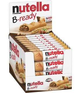 NUTELLA BREADY CONF. DA 36 PZ.