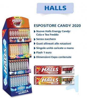 HALLS CANDY 2020 STICK EXPO DA 180 PZ.