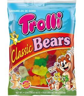 TROLLI CLASSIC BEARS BUSTINA DA 100 GR.
