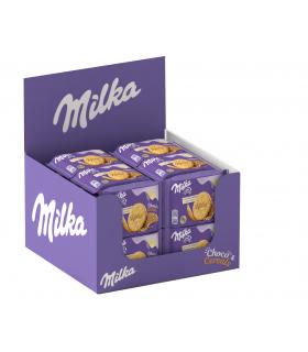 MILKA CHOCO&CEREALS 42g CONF. 24 PZ.