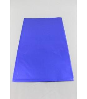 Buste Regalo Lucide in polipropilene mis.cm. 20x35 colore Blu Conf. 50  pz