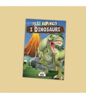 3 Album da Colorare I Dinosauri 16 Pagine