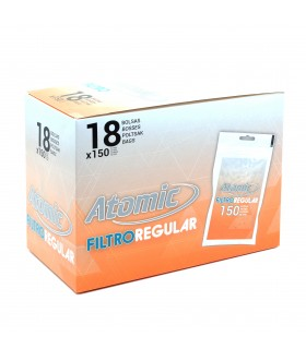Filtri Atomic Regular 8mm conf. 18 buste da 150 filtri