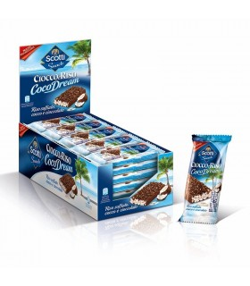SNACK RISO SCOTTI CIOCCOeRISO DREAM  25g. CONF. 36 PZ.