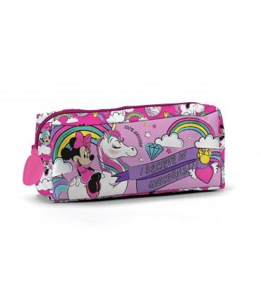 Portatutto Rettangolare Unicorno Minnie in Poliestere