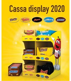 CASSA DISPLAY MARS IMPULSO 2020 DA 178 PZ.