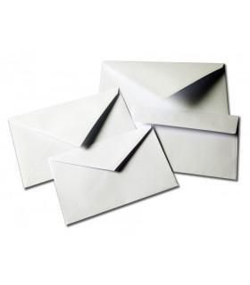 Buste lettera Blasetti  mis. 12x18 Bianche Campidoglio   scatola da 500 pz.