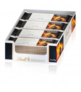 SNACK LINDT EXCELLENCE ORANGE INTENSE  35g CONF. 24 PZ.