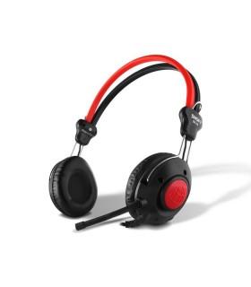 Cuffie Multimediali Snopy con Audio HD e Microfono Flessibile