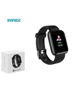 Smart Watch Everest Bluetooth  Funziona con Android e iOS con Sensore per Frequenza Cardiaca
