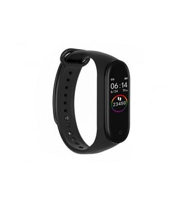 Smart Watch Everest Funziona con Android e iOS con Sensore per Frequenza Cardiaca