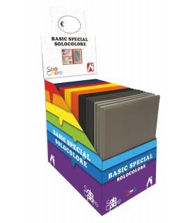 Portadocumenti Multiplo per Tessere e Carta D'identità in PVC conf. da 24 pz. colori assortiti