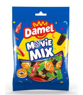 DAMEL MOVIE MIX BUSTINA DA 100 GR
