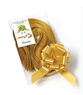 Fiocco strip H. 5 cm.  conf. 30 pz. colore oro