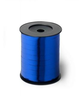 Nastro 250 metri  lucido  h. 1 cm.  colore blu