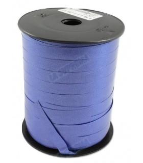 Nastro 250 metri opaco h. 1 cm.  colore blu