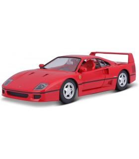 Auto Ferrari Race&Play Burago F40 T Scala 1/24
