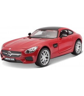 Auto Maisto Die Cast Mercedes AMG GT  scala 1/24 colore Rosso